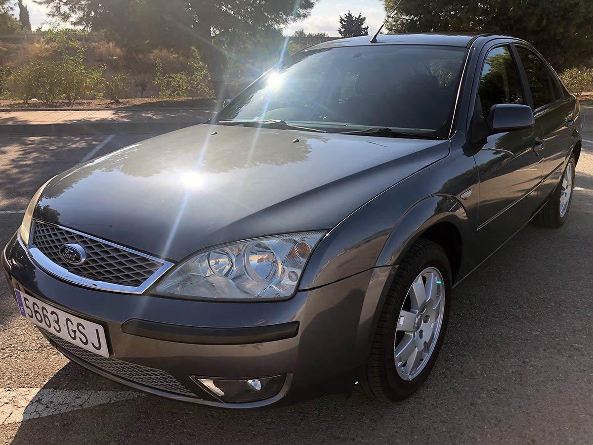 Used Ford Mondeo Zetec (RHD - ES) Spain