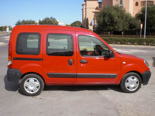 Second Hand Renault Kangoo For Sale San Javier Murcia