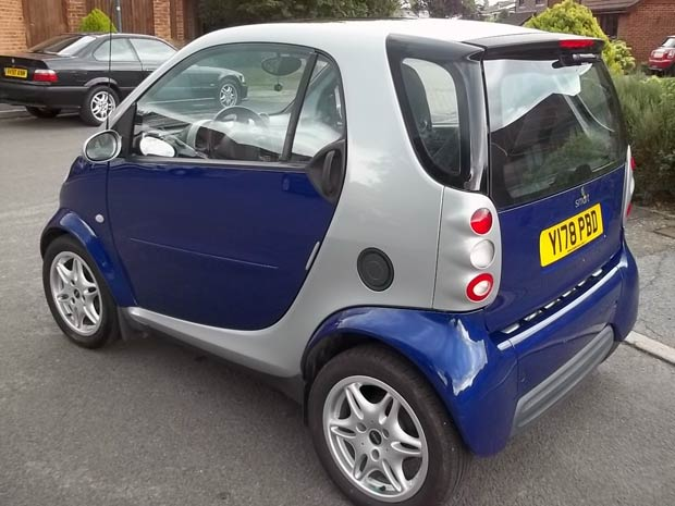 Used Electric Cars For Sale >> Second hand Smart Fortwo Passion for sale - San Javier ...