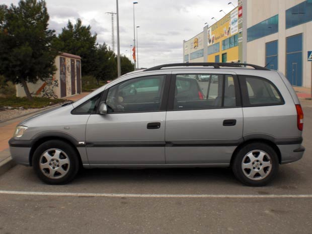 Audi Used For Sale >> Second hand Opel Zafira 7-Seat for sale - San Javier ...