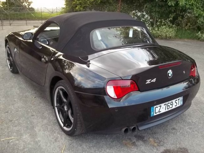 Second Hand Bmw Z4 For Sale San Javier Murcia Costa Blanca