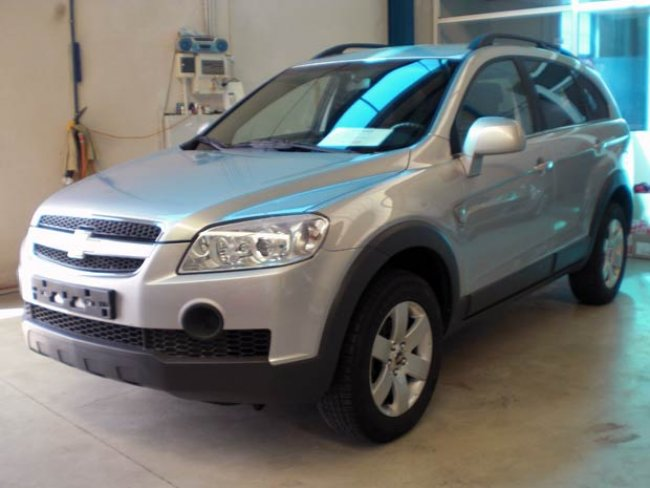 Second Hand Chevrolet Captiva 7 Seat For Sale San Javier Murcia