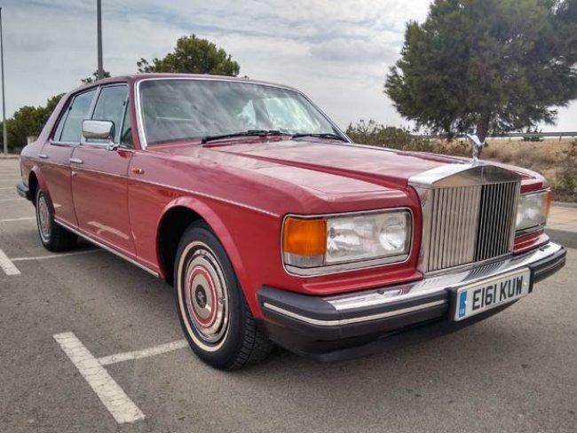 Rolls Royce Silver Spirit (RHD)