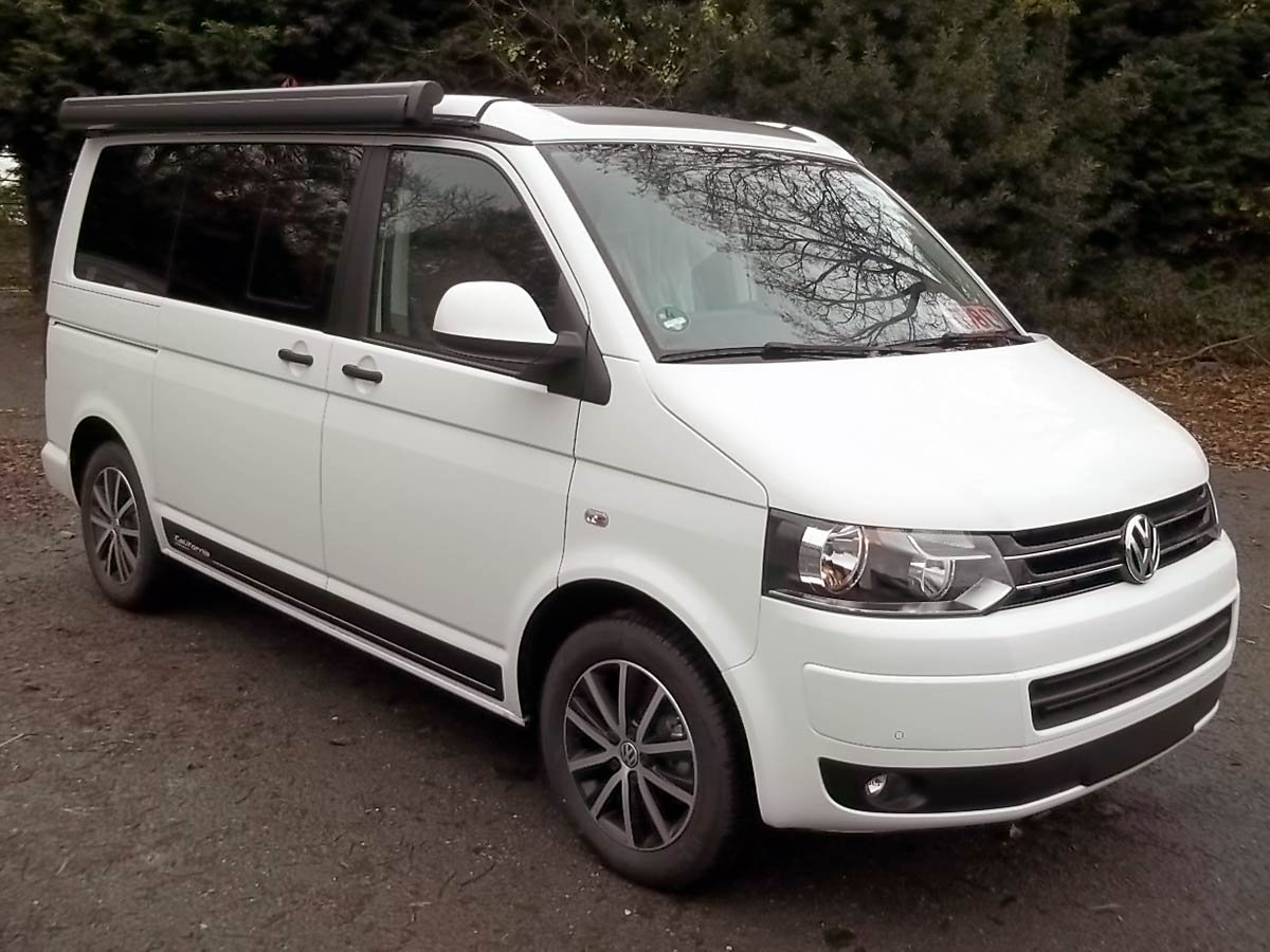 Second hand VW California Ed. Camper NEW! for sale - San ...