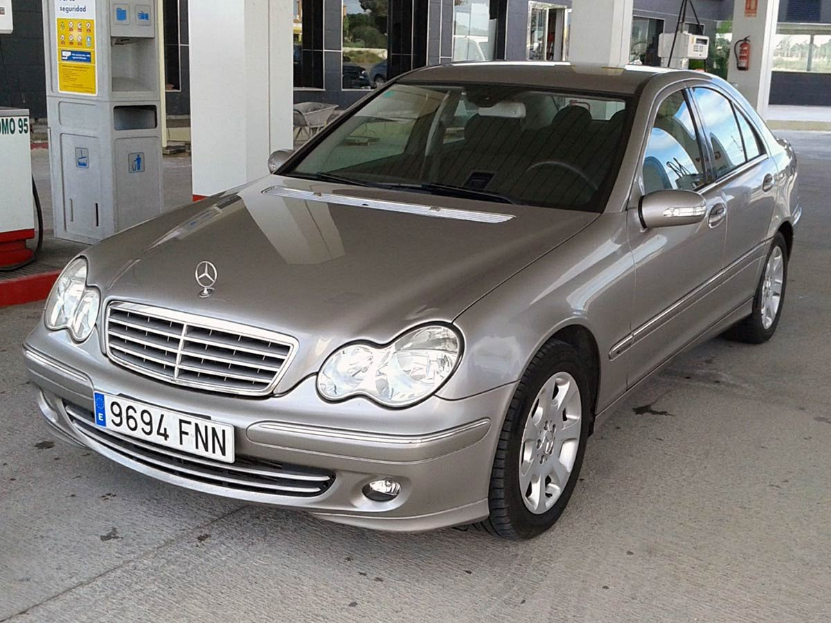 Mercedes C220 CDi Auto