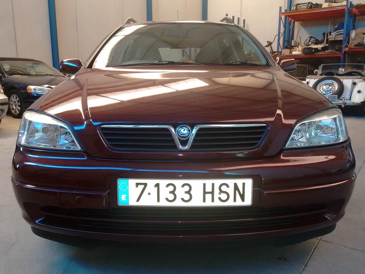 Second hand Vauxhall Astra Estate (RHD - Spanish Reg) for ...