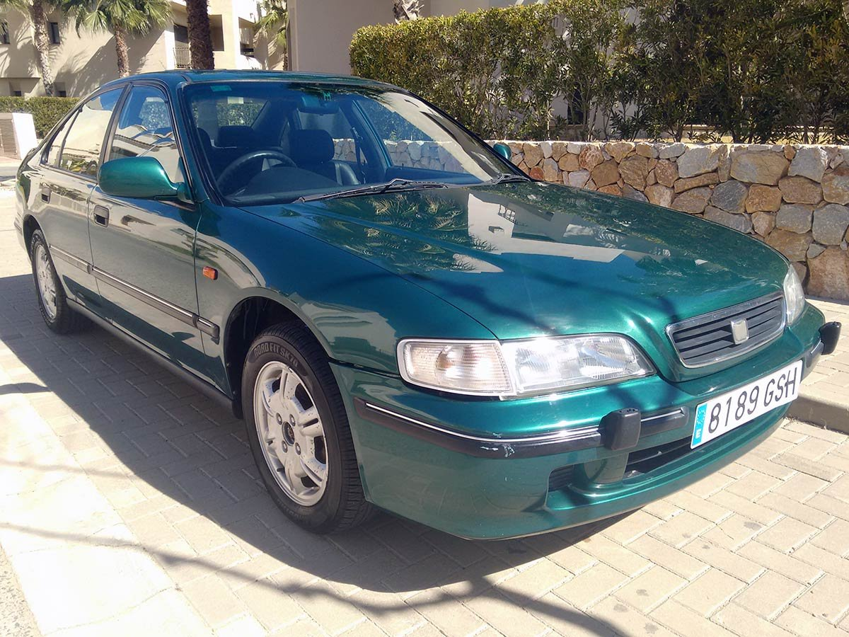 Honda Accord Auto (RHD - ES)