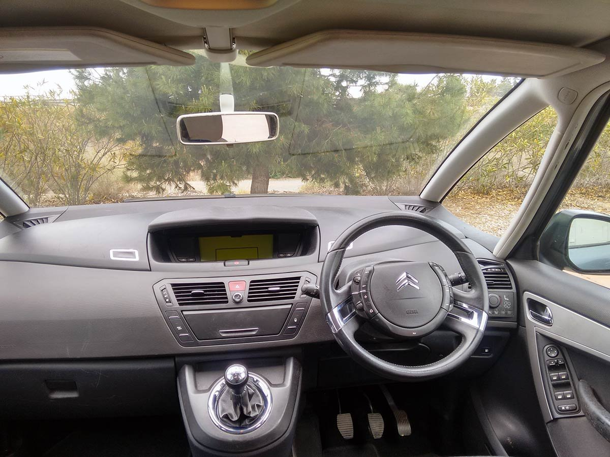Rhd Vehicles For Sale >> Second hand Citroen C4 Grand Picasso (RHD-ES) for sale