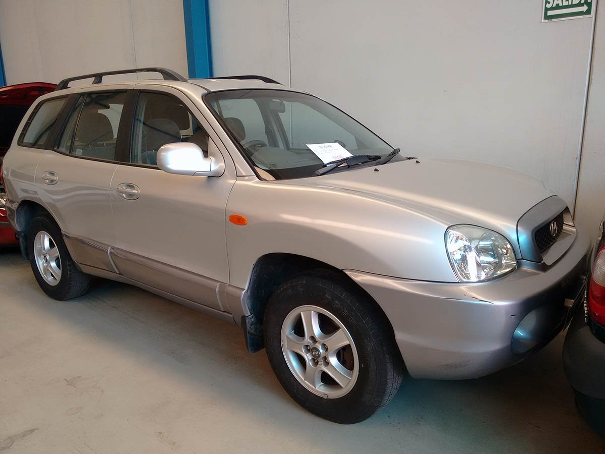 Hyundai Santa Fe Auto (RHD-ES)