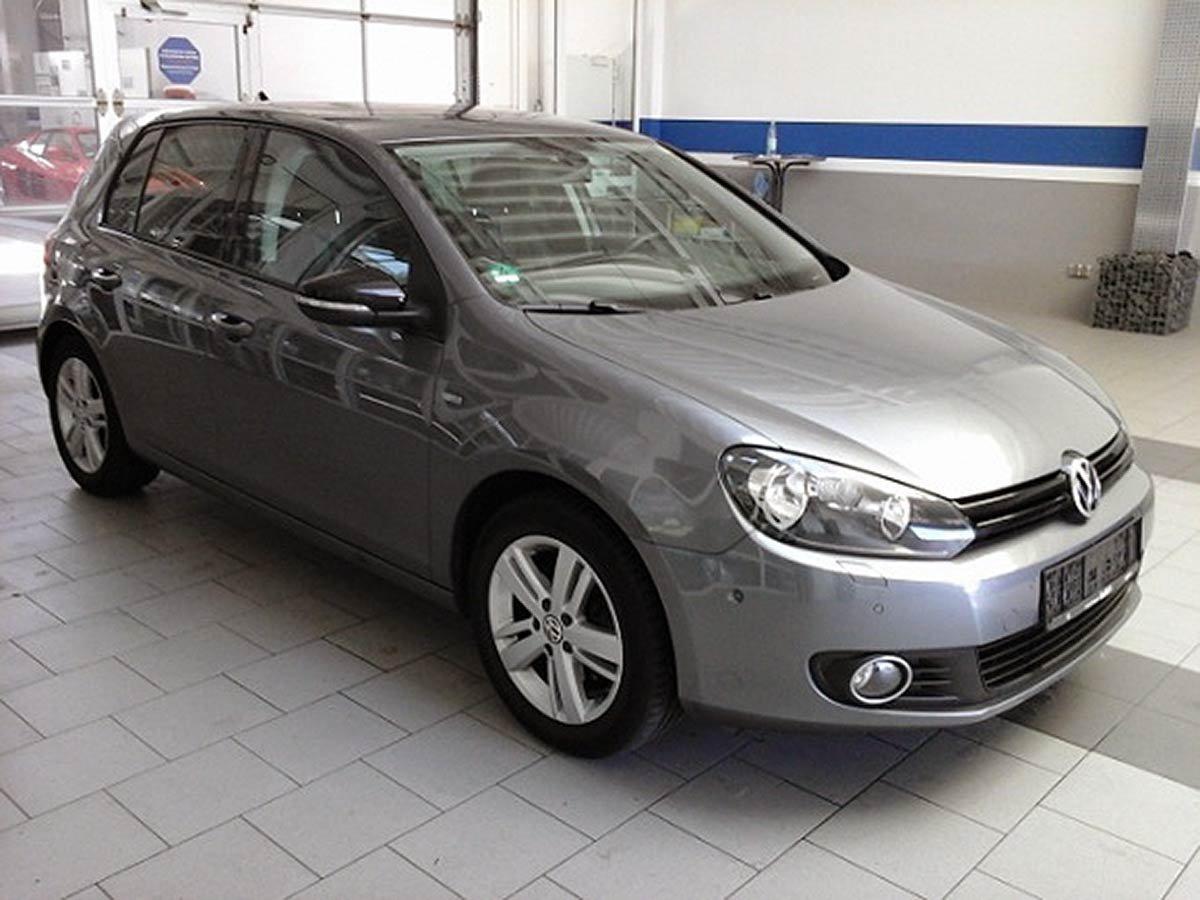 Used VW Golf Auto Spain