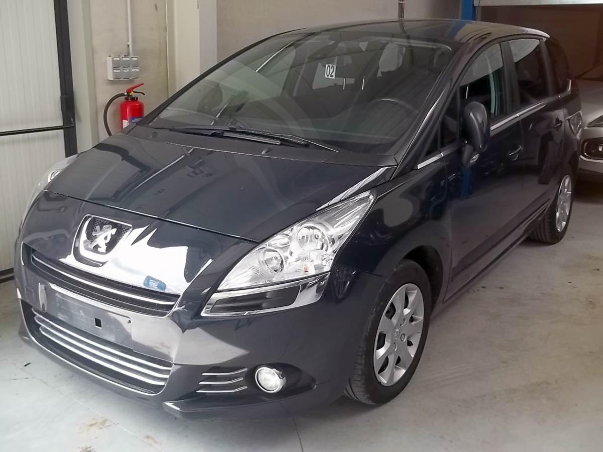 Used Peugeot 5008 7-Seat Spain