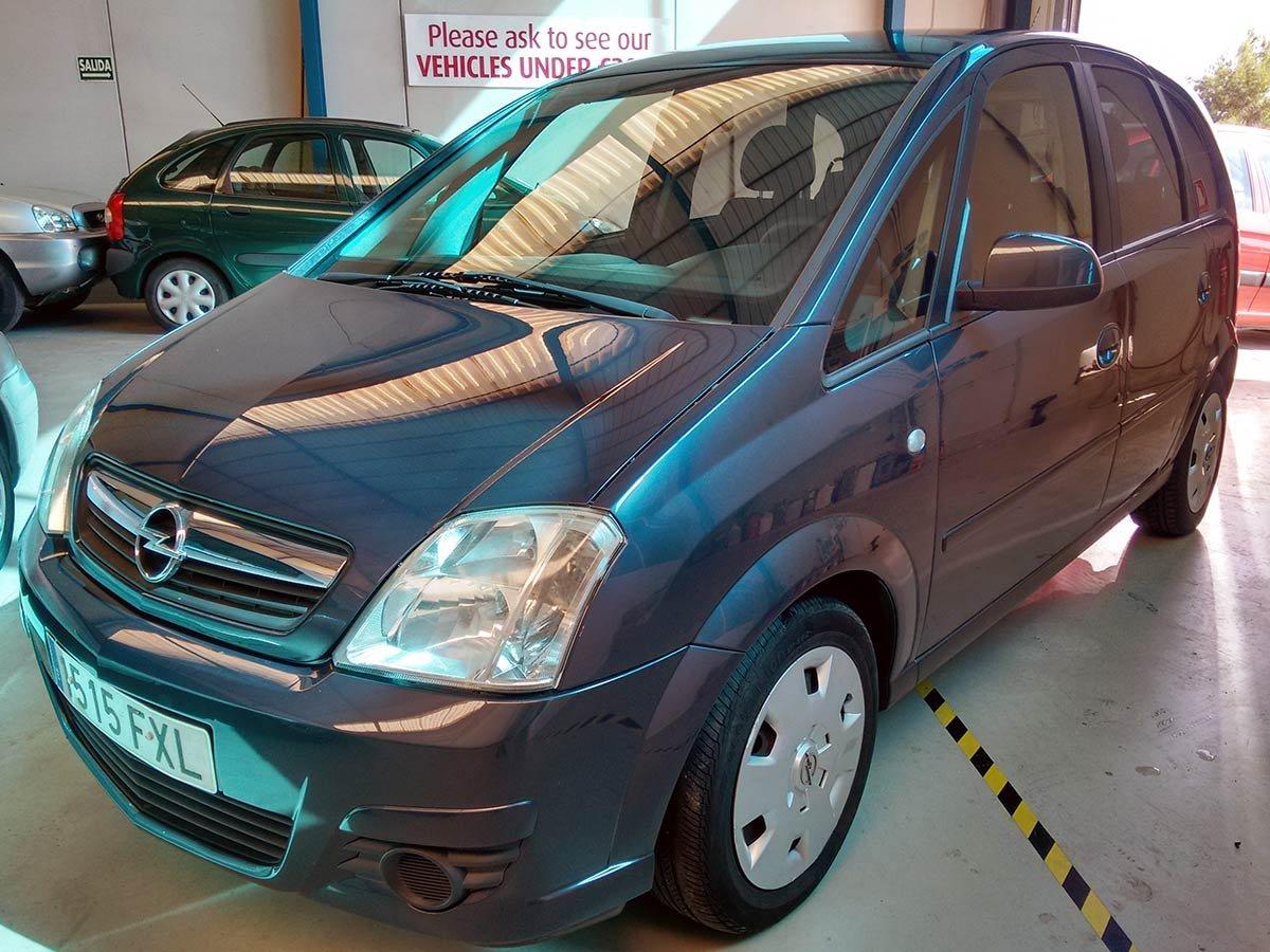Used Opel Meriva Spain