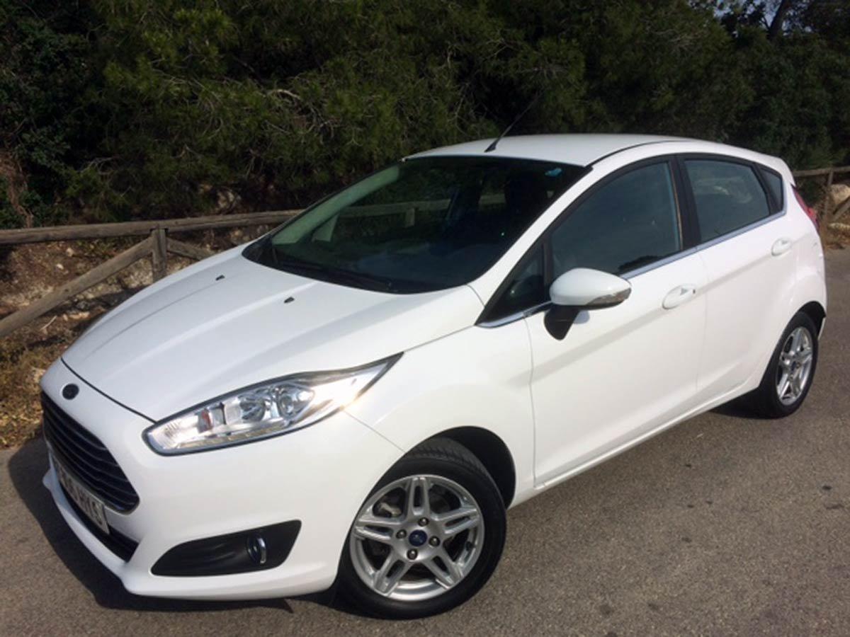 Used Ford Fiesta Titanium  Spain
