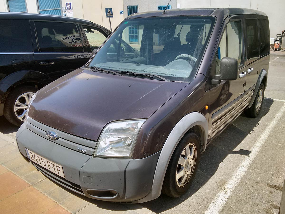 Used Ford Connect Spain