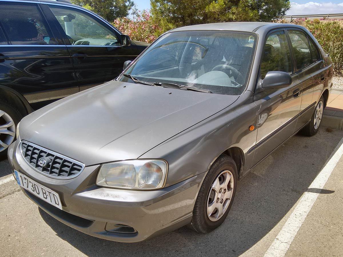 Used Hyundai Accent Spain