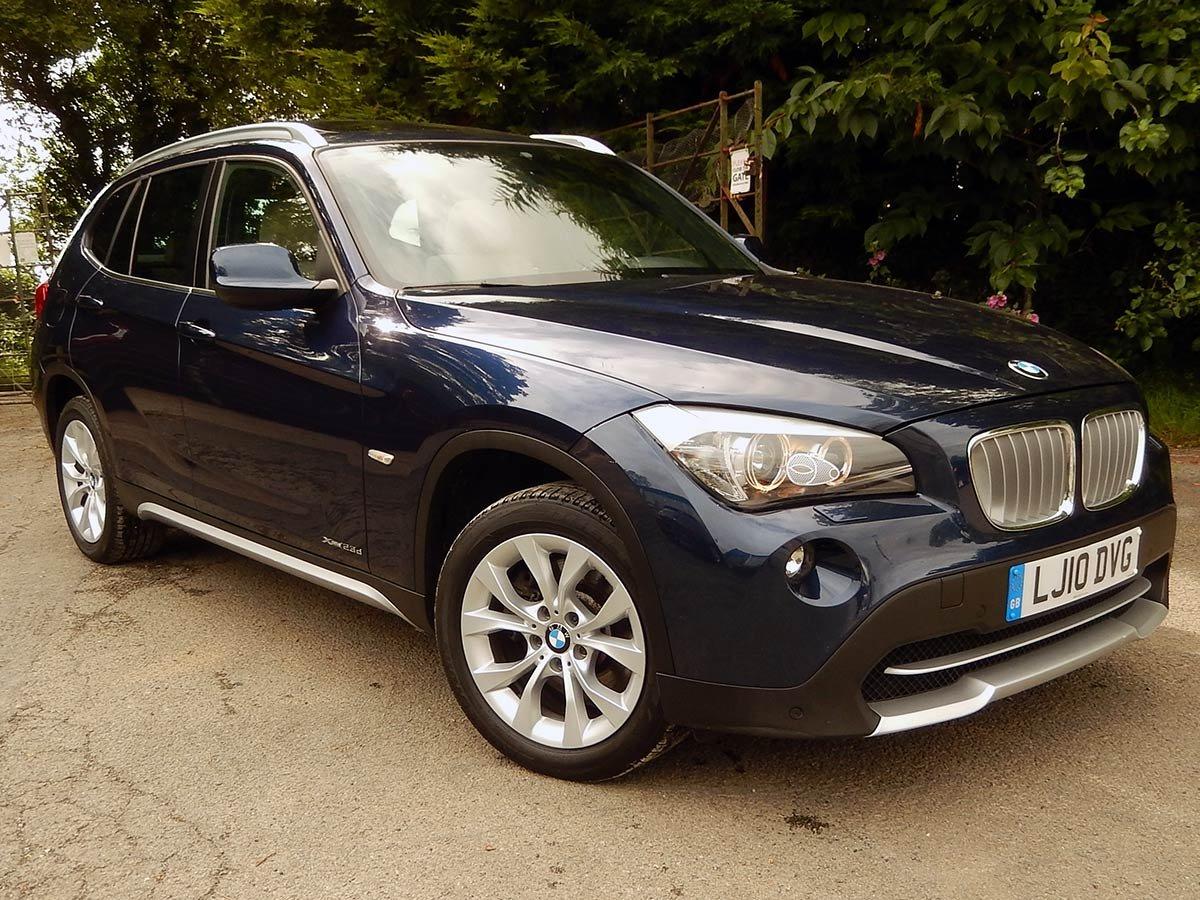 BMW X1 Auto/Tip