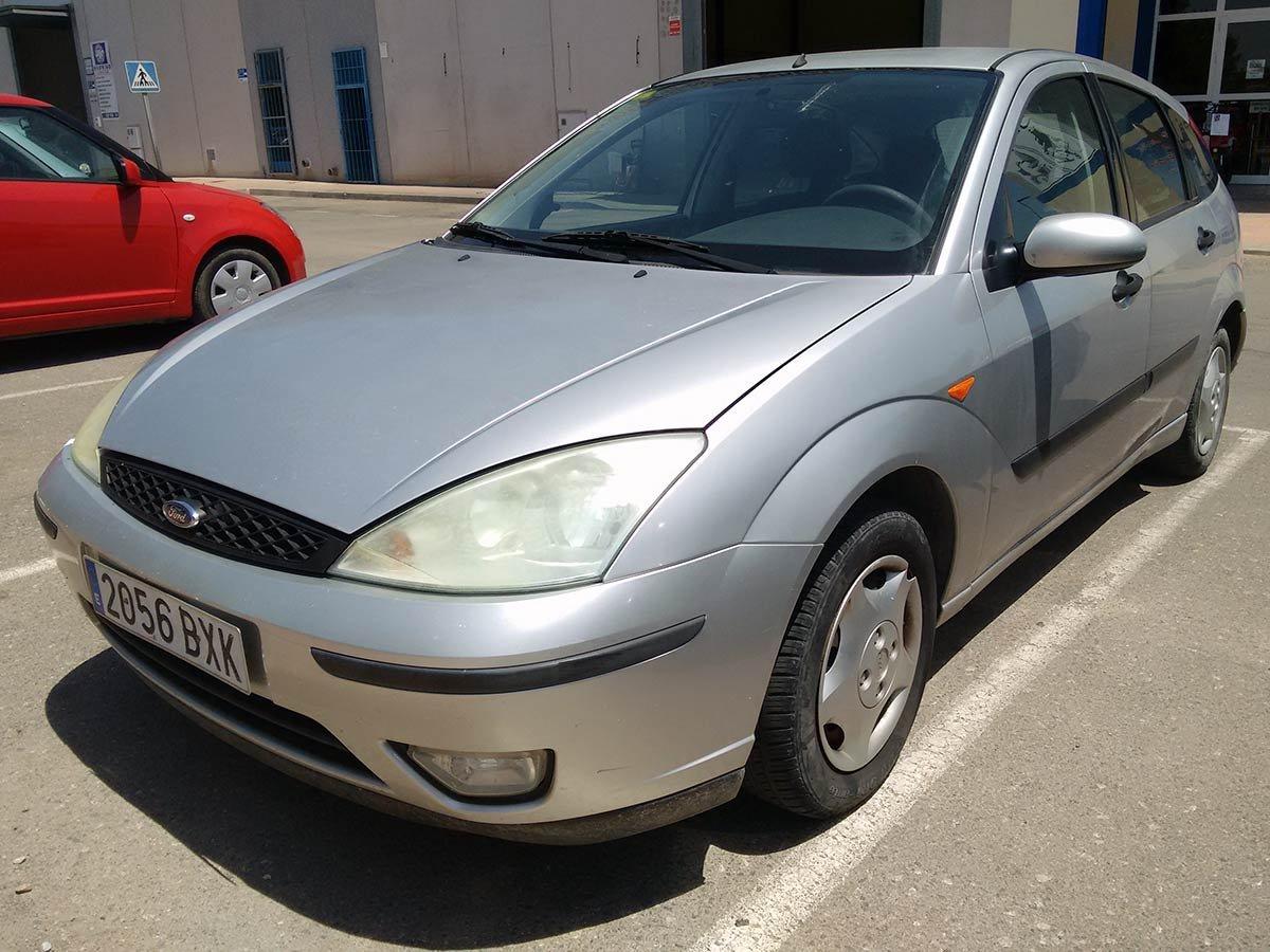 Used Ford Focus Spain