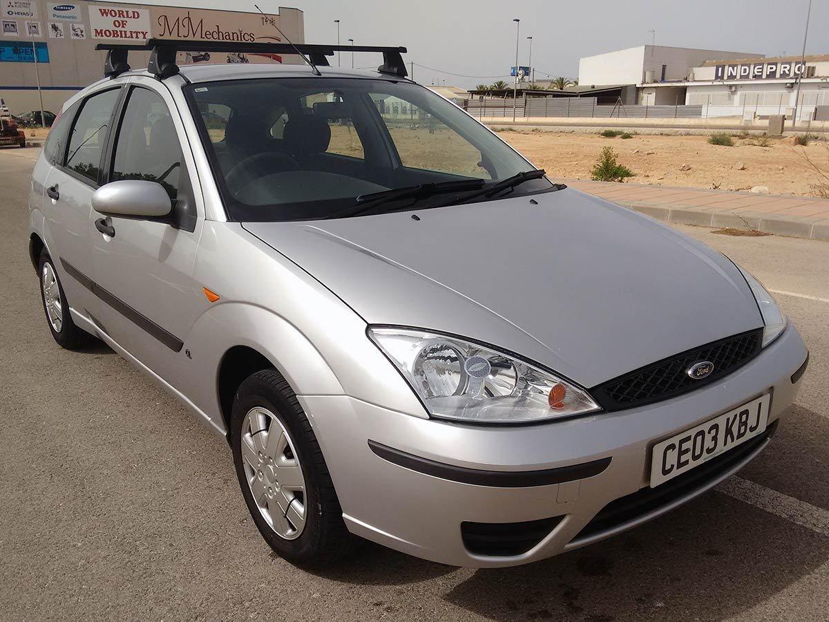 Used Ford Focus (RHD) Spain