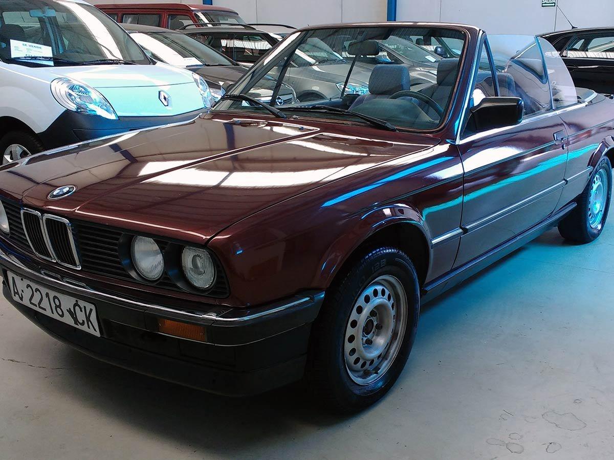 BMW 320 Cabriolet