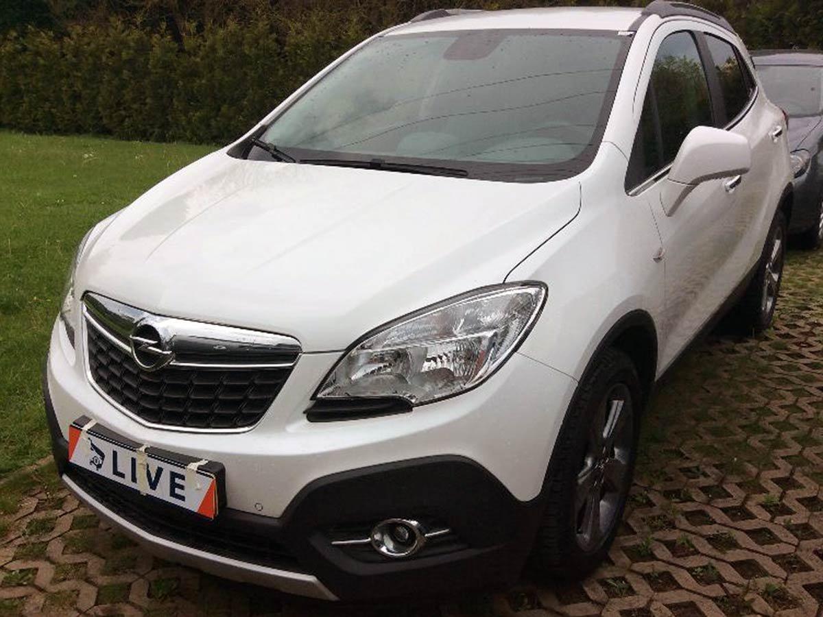 Used Opel Mokka Auto Spain