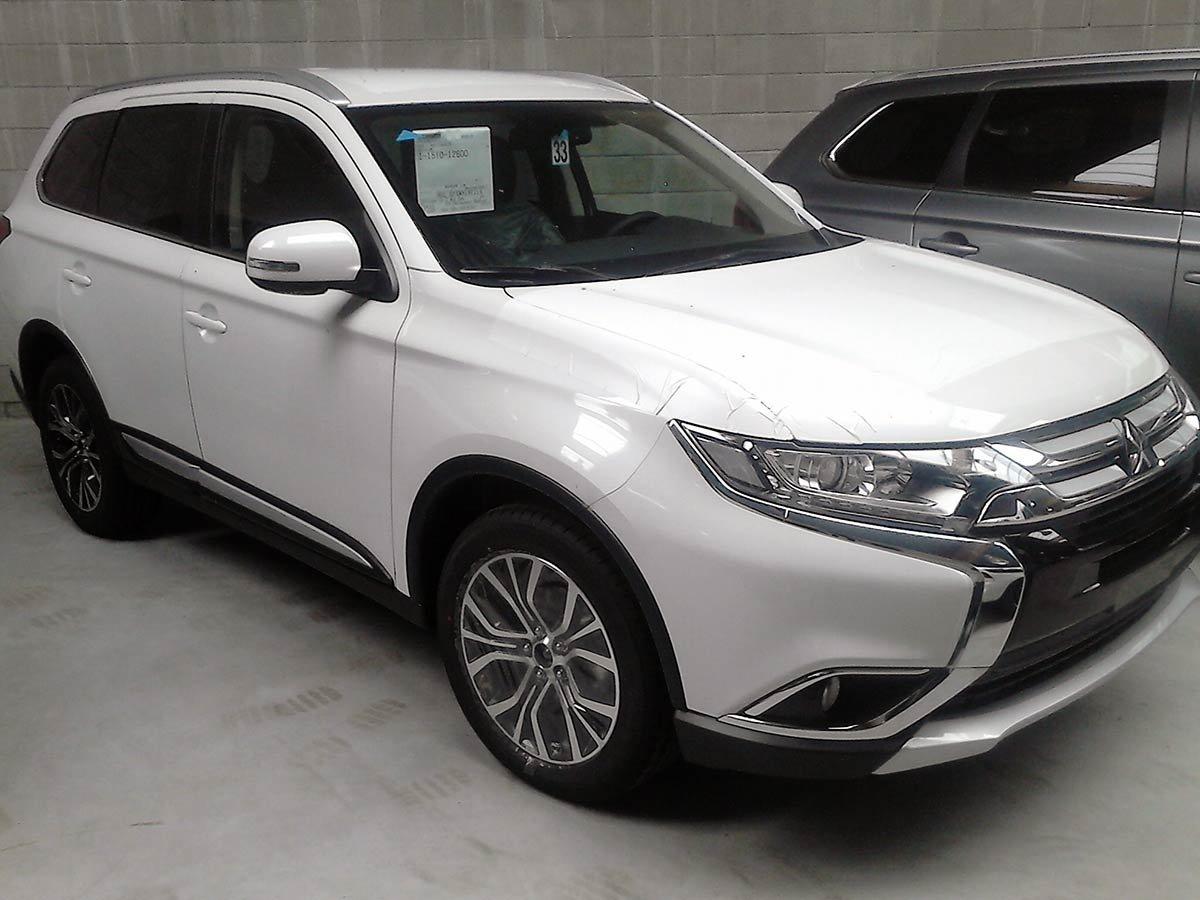 Used Mitsubishi Outlander Intense Plus Auto *NEW* Spain