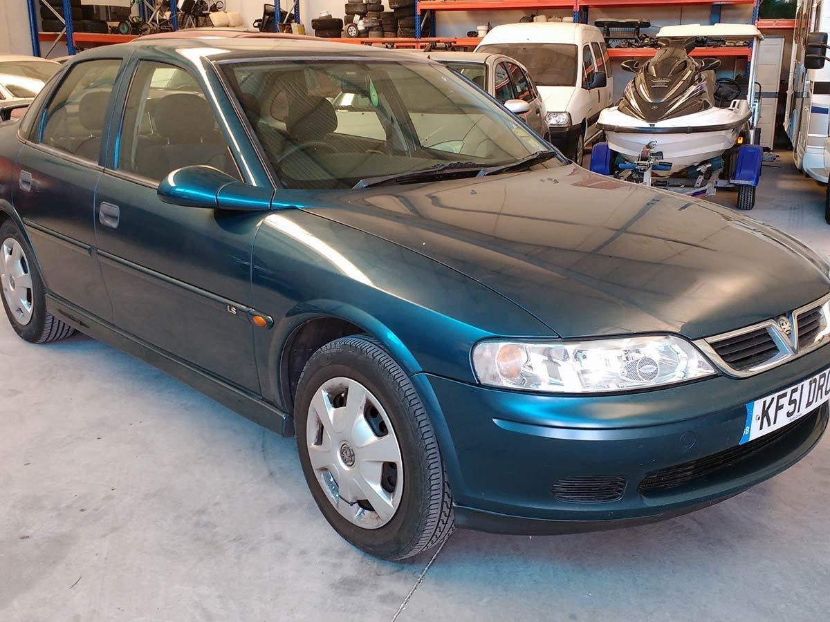 Used Vauxhall Vectra (RHD) Spain