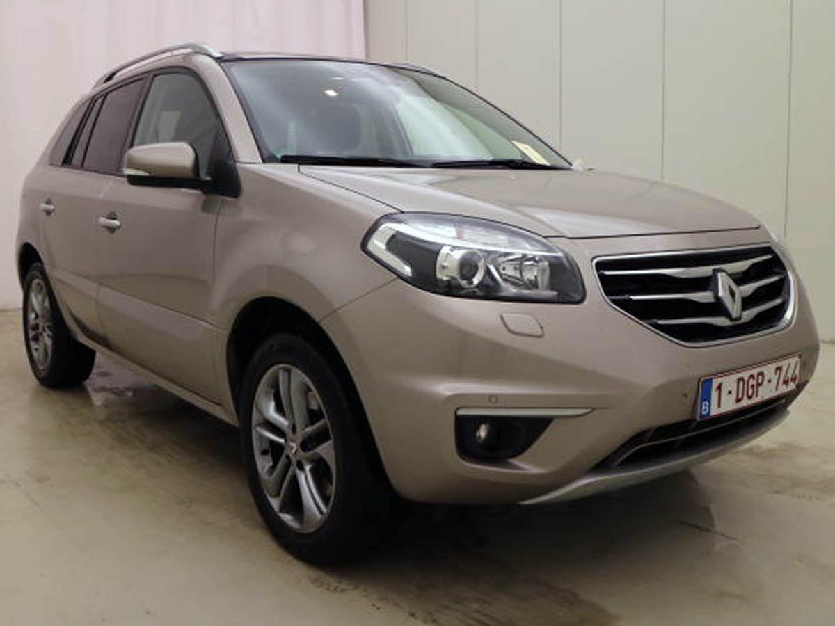 Used Renault Koleos Spain