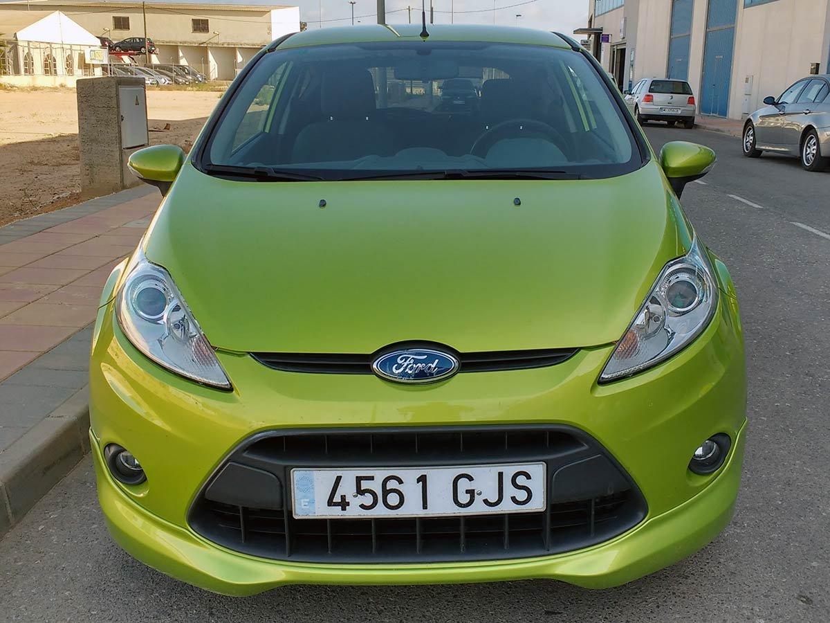 Used Ford Fiesta Spain
