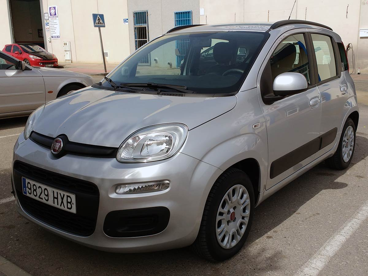 Used Fiat Panda Spain