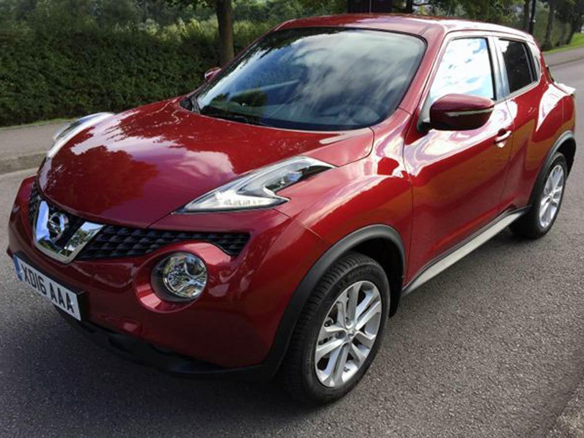 Used Nissan Juke Auto Spain
