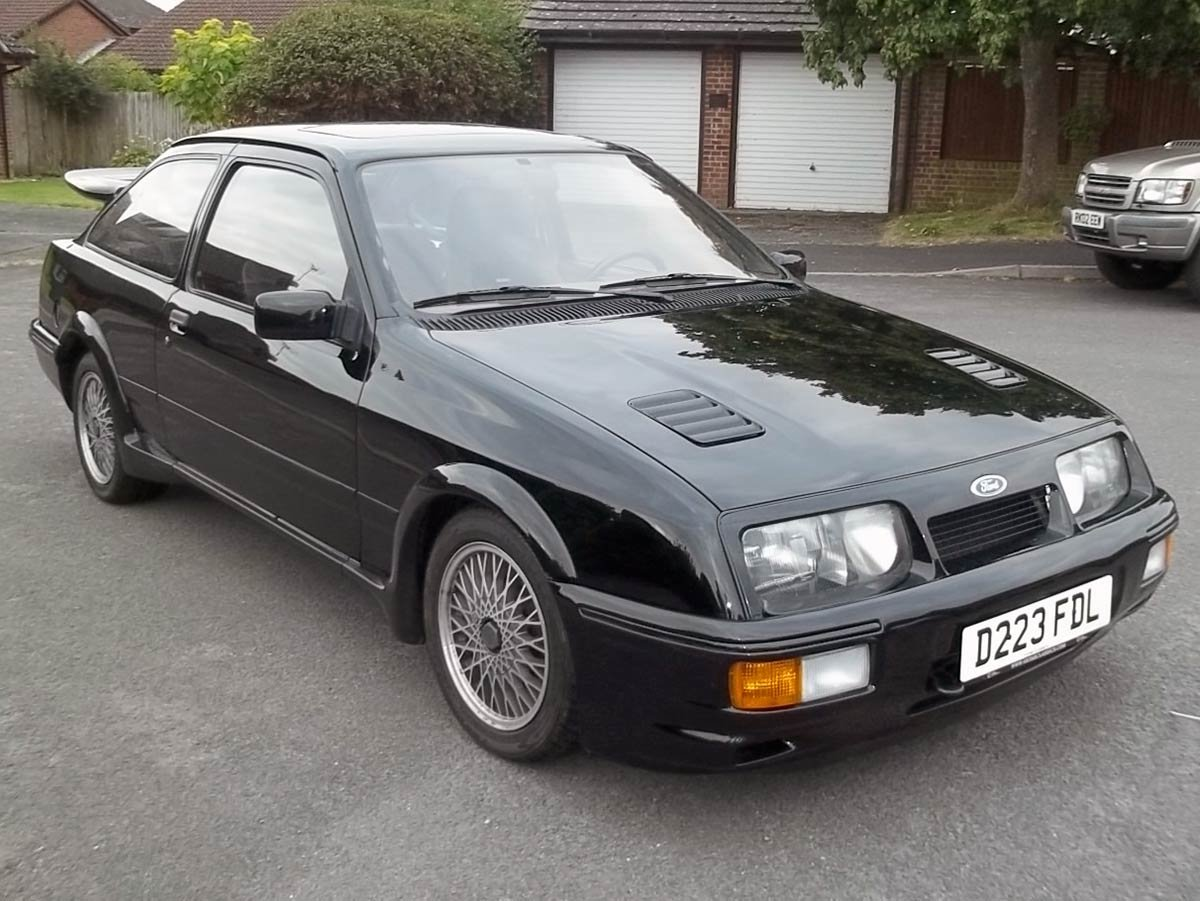 Used Ford Sierra Cosworth - CLASSIC! Spain