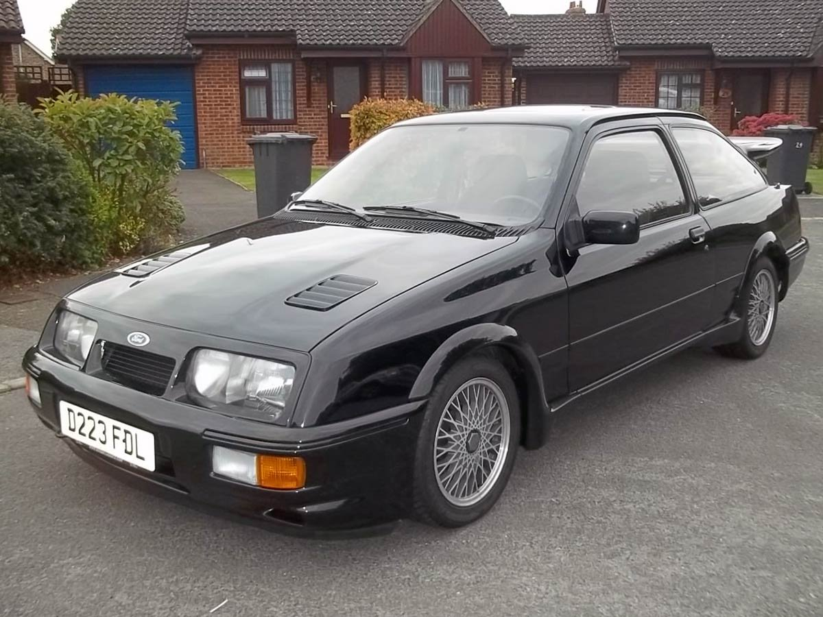 Second hand Ford Sierra Cosworth - CLASSIC! for sale - San Javier Murcia Costa Blanca & Second hand Ford Sierra Cosworth - CLASSIC! for sale - San Javier ... markmcfarlin.com