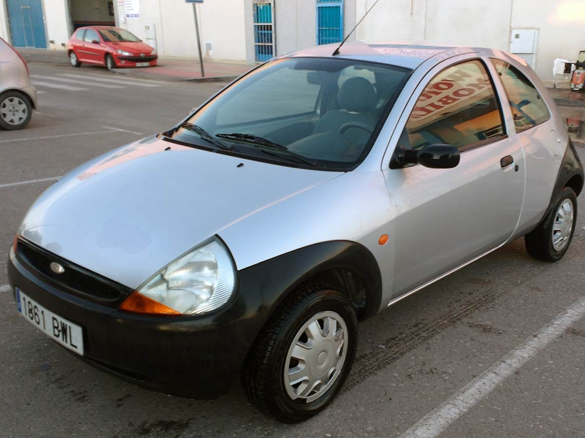Used Ford Ka Spain