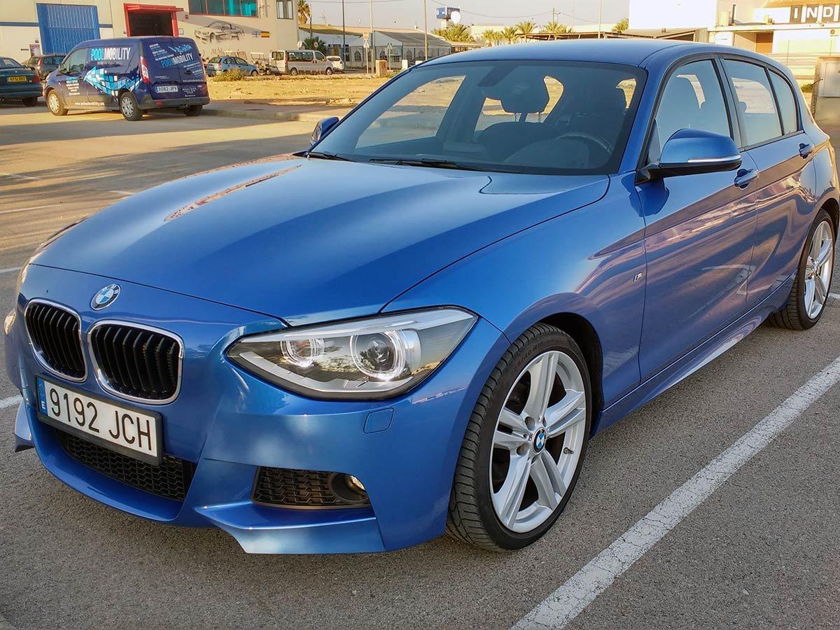BMW 116 M-Sport Diesel Auto