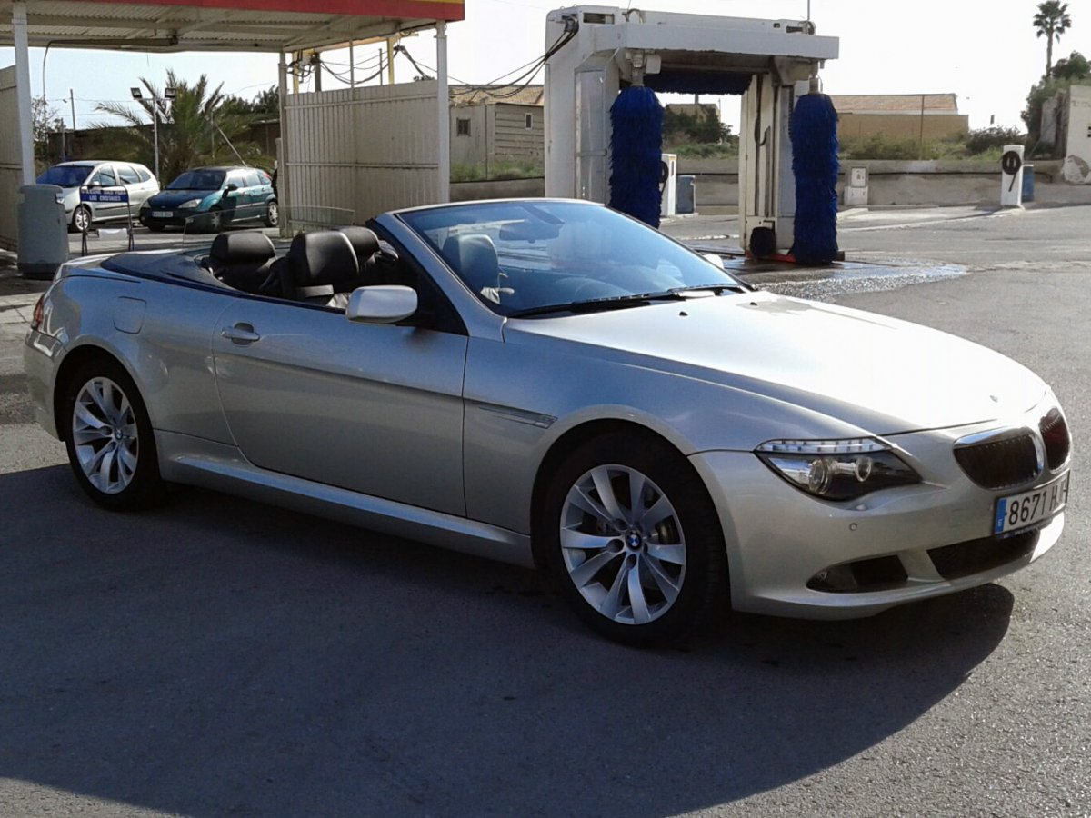 Used BMW 630i Cabriolet Spain