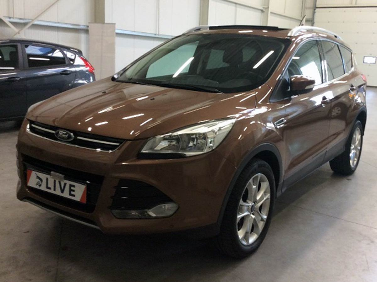 Used Ford Kuga Auto (New Shape) Spain