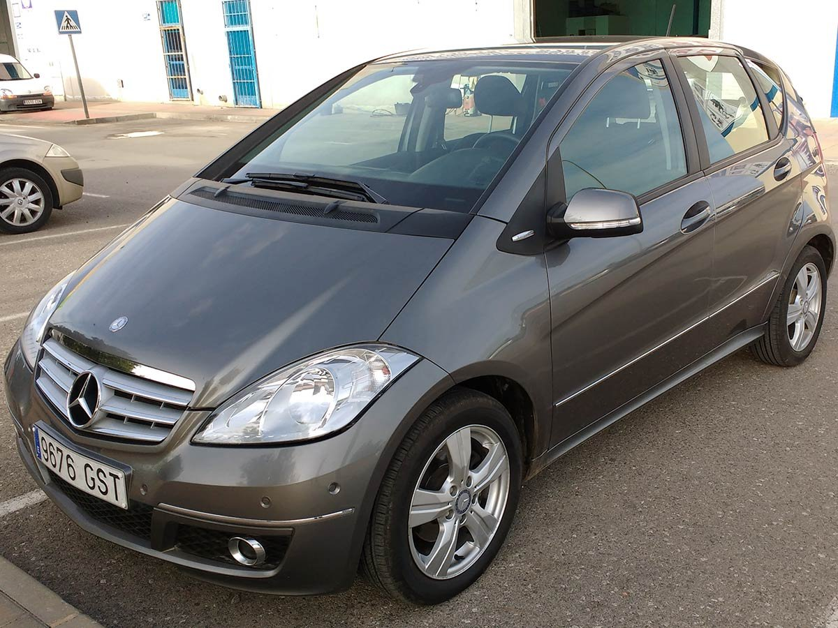 Used Mercedes A160 Auto Spain
