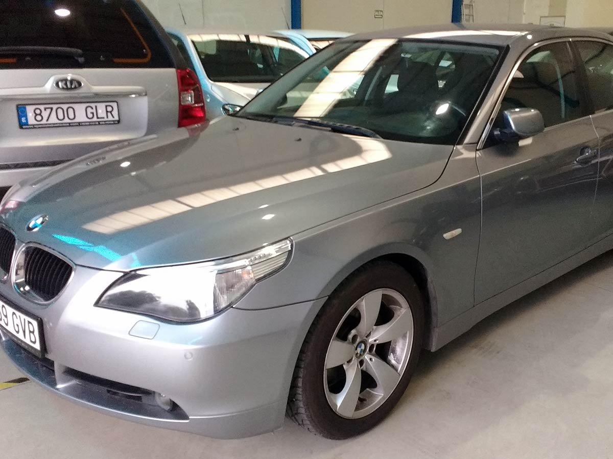 Used BMW 520 D Spain