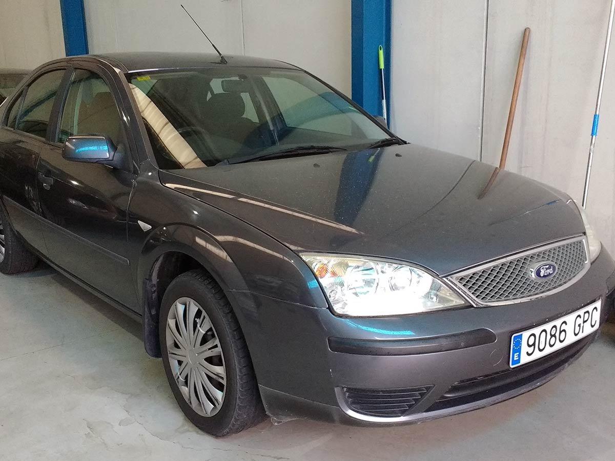 Used Ford Mondeo (RHD - ES) Spain