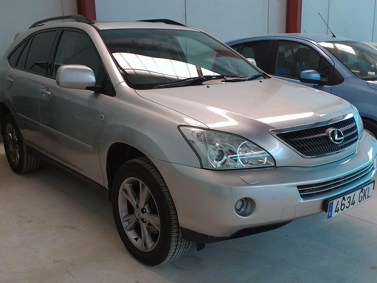 Used Lexux 400 Hybrid (RHD) Spain