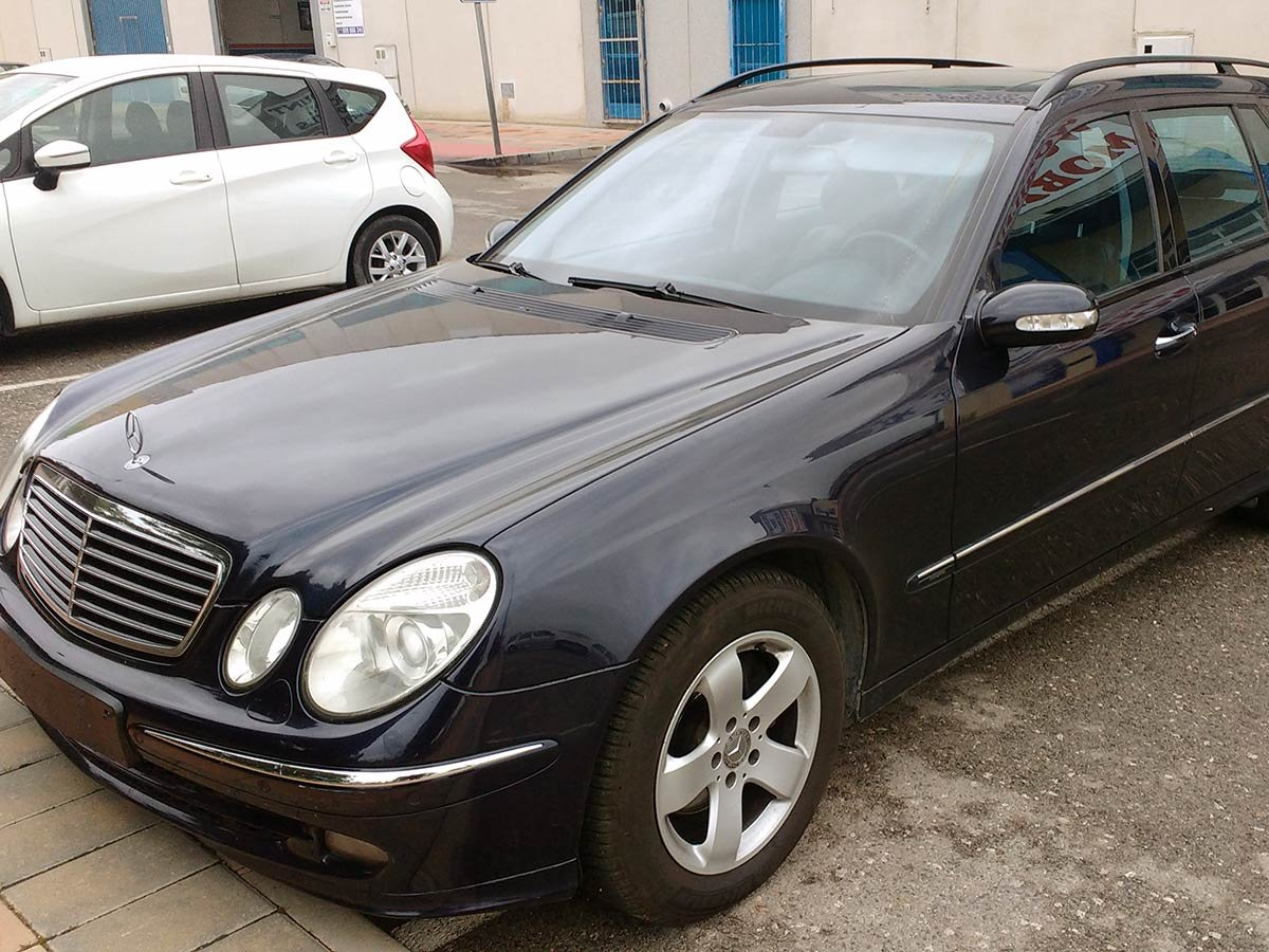 Mercedes E280 Auto Estate