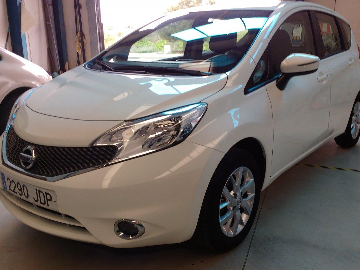 Used Nissan Note Spain