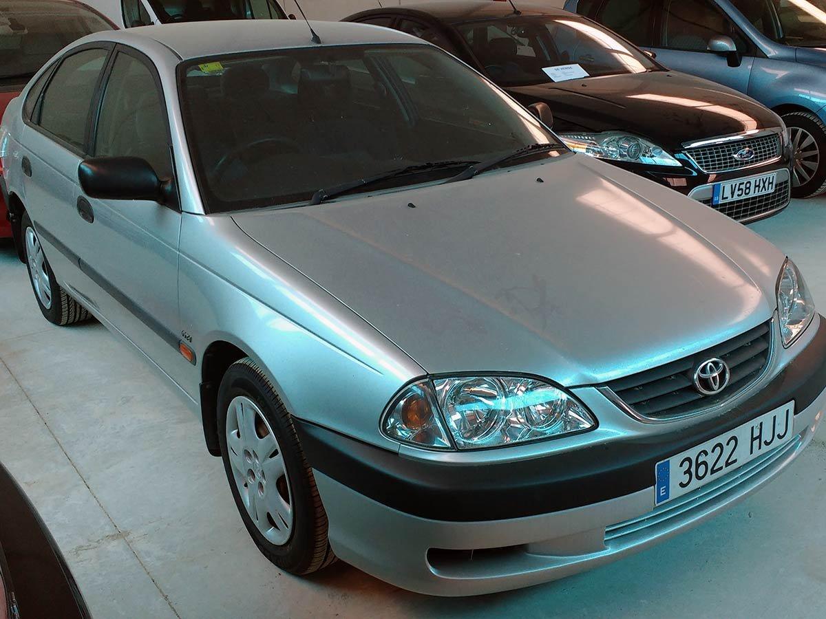 Used Toyota Avensis (RHD - ES) Spain