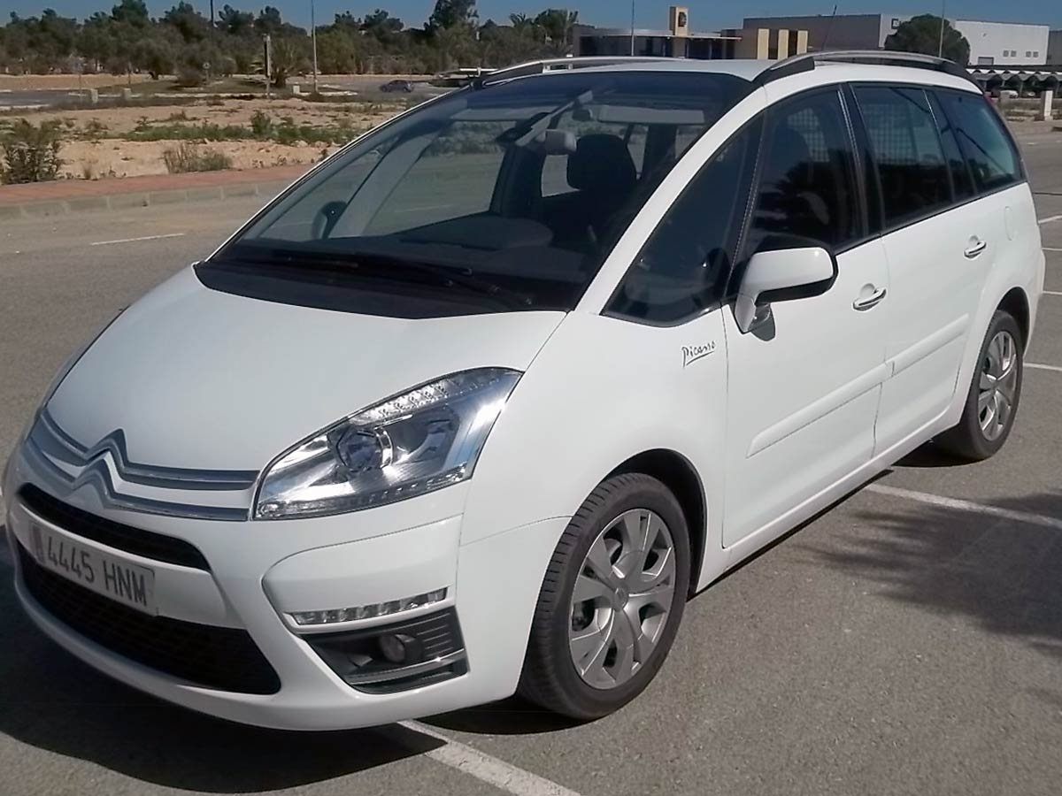 Used Citroen C4 Grand Picasso 7-Seat Spain