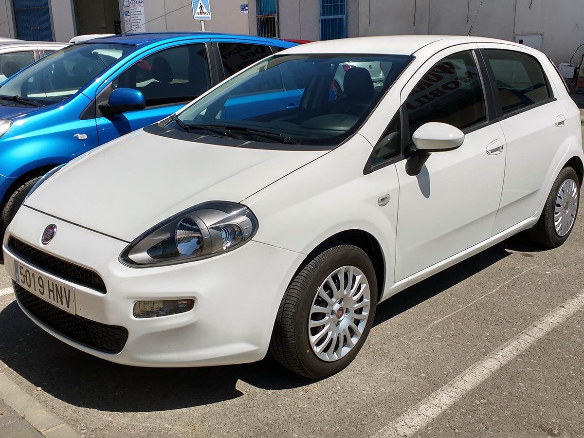 Used Fiat Punto Spain