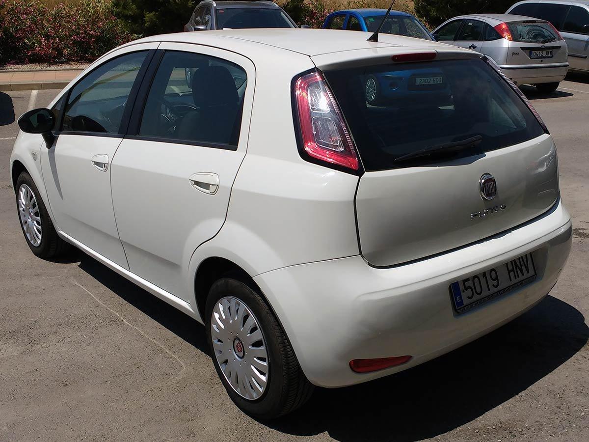 Second hand Fiat Punto for sale - San Javier, Murcia, Costa Blanca on fiat 500 abarth, fiat coupe, fiat seicento, fiat spider, fiat panda, fiat multipla, fiat doblo, fiat 500 turbo, fiat marea, fiat linea, fiat 500l, fiat bravo, fiat x1/9, fiat cars, fiat ritmo, fiat stilo, fiat cinquecento, fiat barchetta,