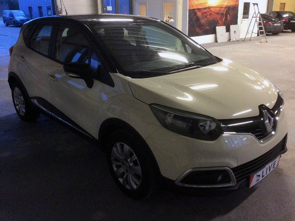 Used Renault Captur Spain
