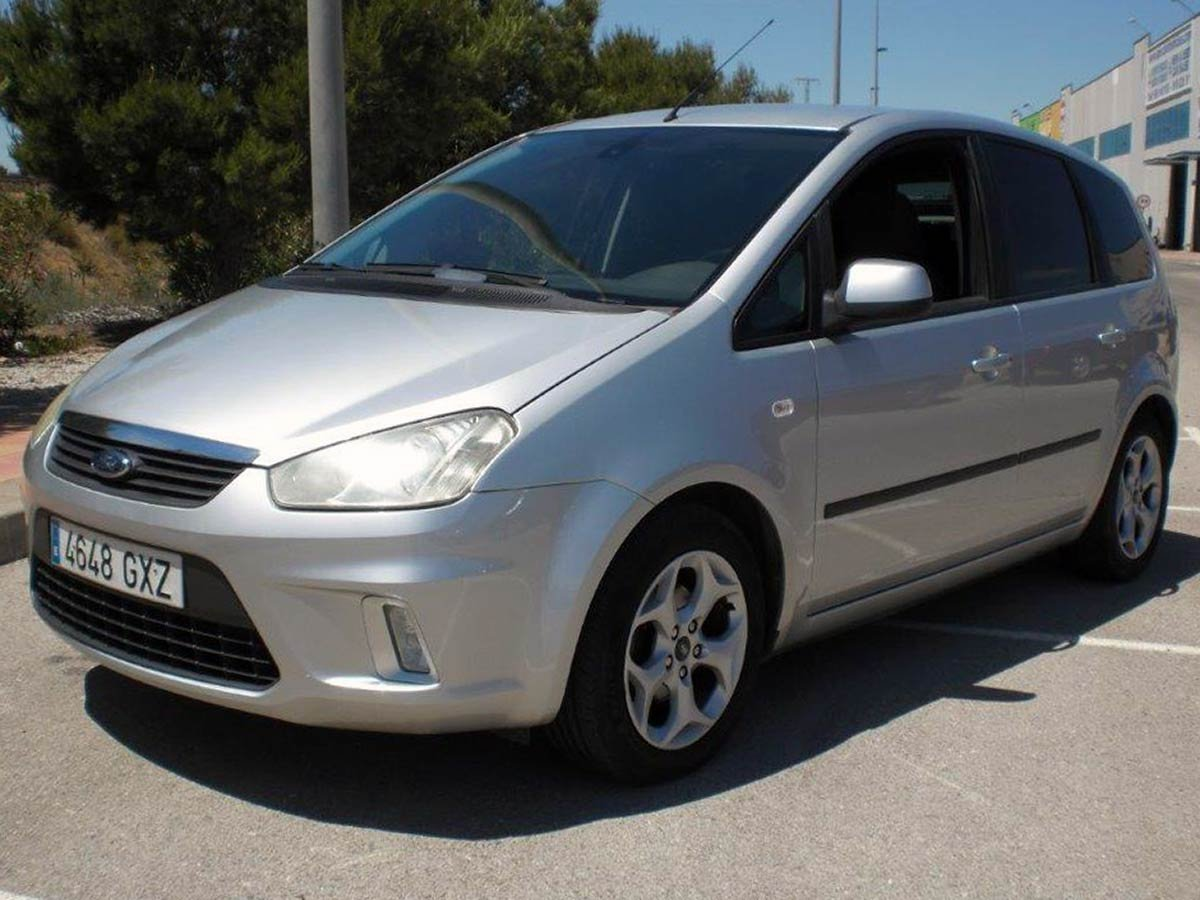 Used Ford CMax Spain