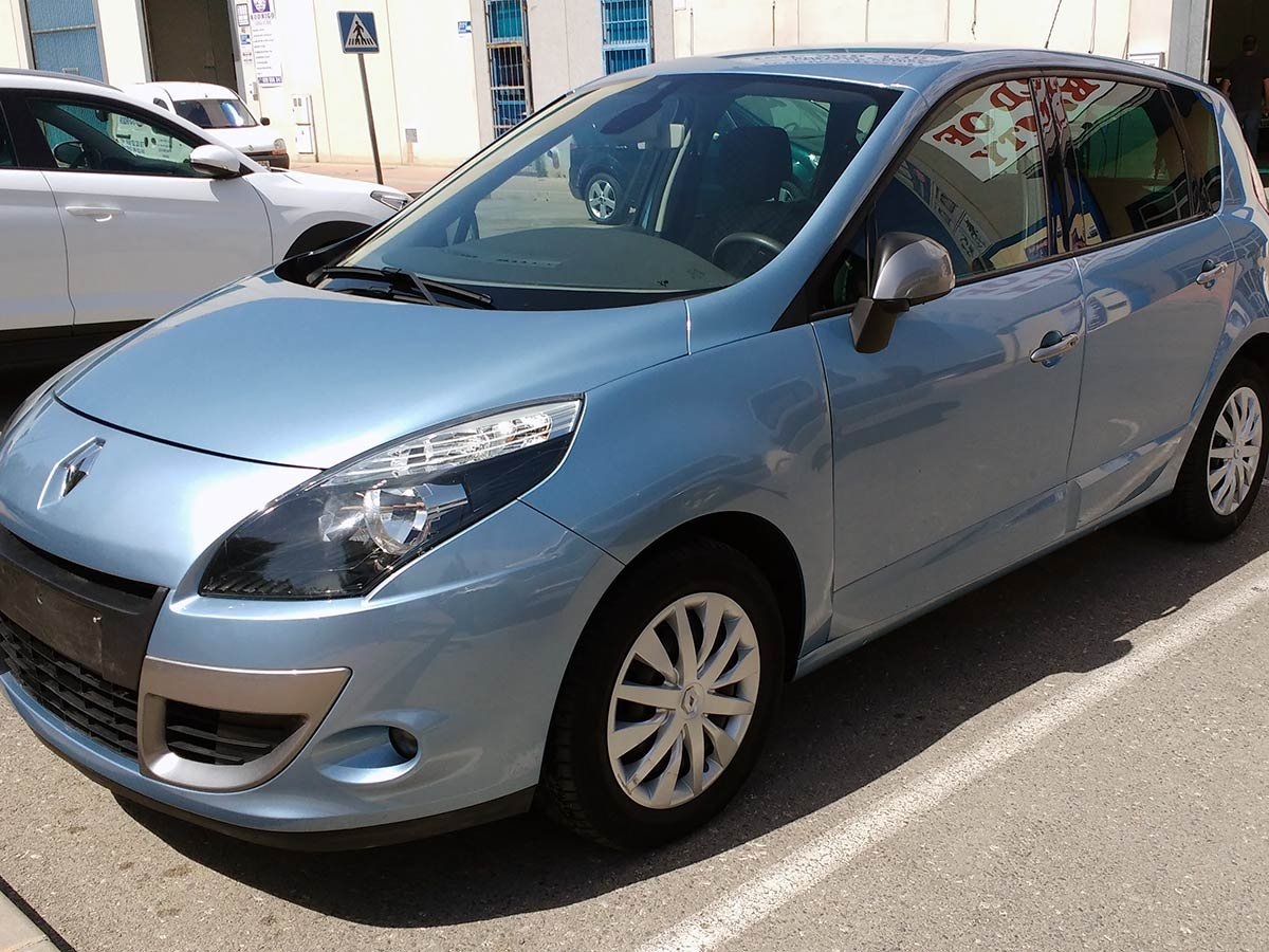 Used Renault Scenic Spain