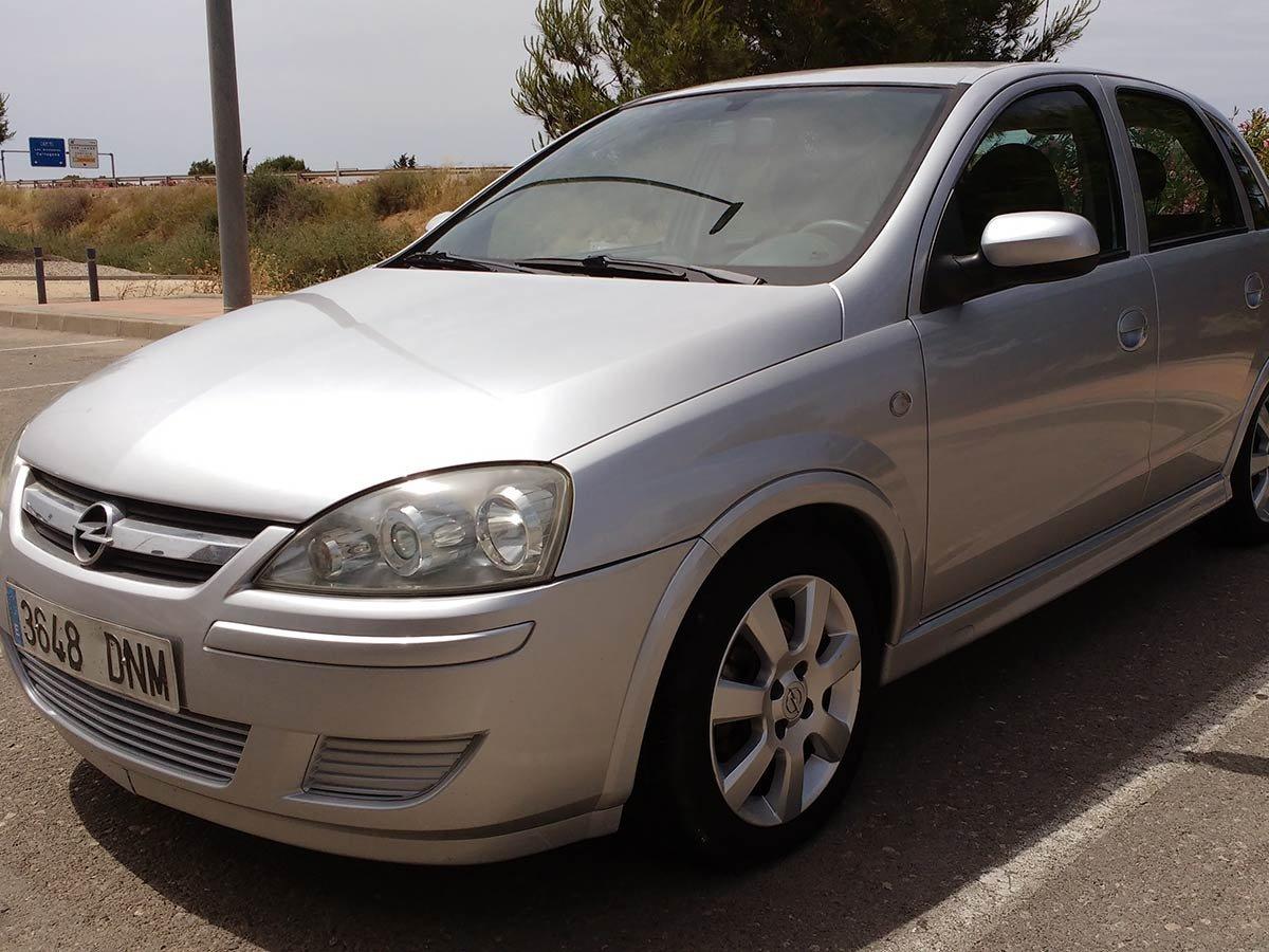 Used Opel Corsa Spain